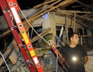 Réplique de l'armée israélienne à Gaza en réponse aux tirs de roquettes sur Netivot et Beerchéva