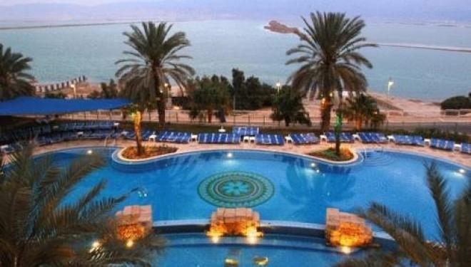 Guimlaim d'Ashdod : venez passer le 31 décembre 2012 à la Mer Morte !