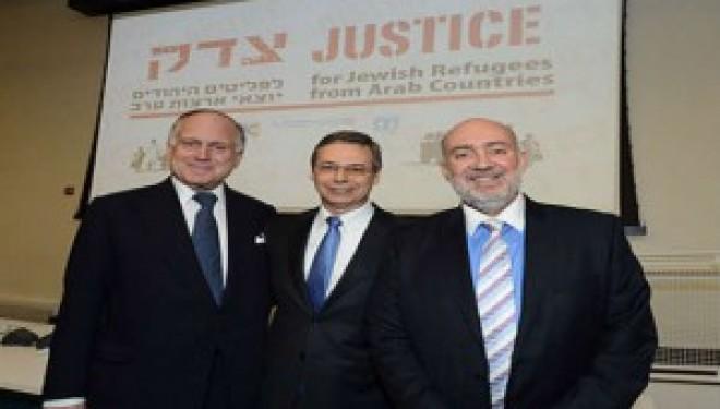 Malgré l'opposition des arabes, l'ONU a débattu des réfugiés juifs !