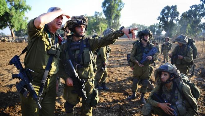 """Conclusion de l'exercice surprise dans le Golan : """"Nos soldats sont prêts"""""""