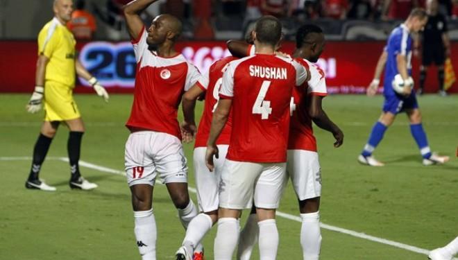 L' Hapoël a atomisé le F91 au cours du match retour de l'Europa League
