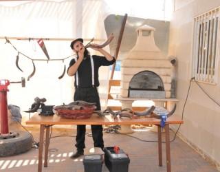 Les institutions Irgun Kesher d'Ashdod vous souhaitent «chana tova»!