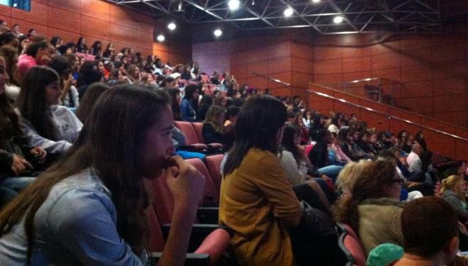 Un projet d'ambition à Ashdod : promouvoir les jeunes filles dans les matières scientifiques !