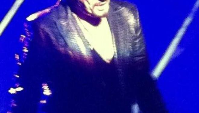 Le Maguen David Adom a assuré l'assistance médicale au cours du concert de Johnny Hallyday à Tel-Aviv