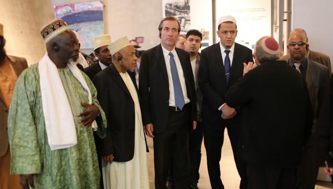 Visite en Israël d'une délégation de Musulmans de France !
