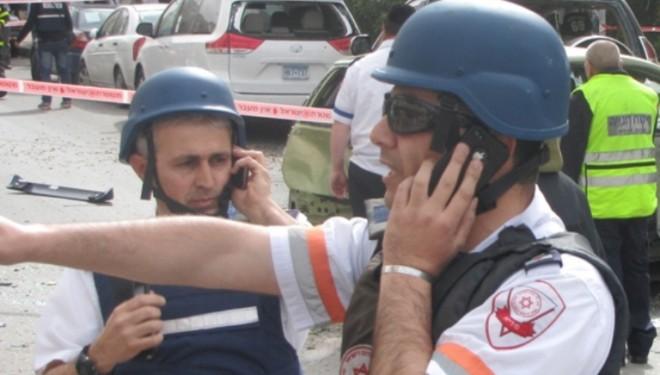 Le Maguen David Adom en état d'alerte maximum dans le Sud d'Israël