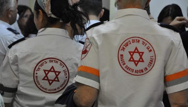MDA : Des maisons et des immeubles frappés par des missiles à Ashkelon et à Beer-Sheva, les sirènes ont retenti à Tel-Aviv