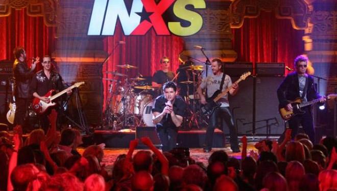 Le groupe de rock INXS se sépare !