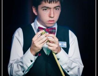 Festival du sport à Ashdod : Championnat d'Israël  de snooker 2012