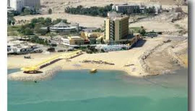 Nos amis d'Ashkelon vous proposent : 3 Nuits/4 Jours à la Mer Morte du 13/01 au 16/01/2013