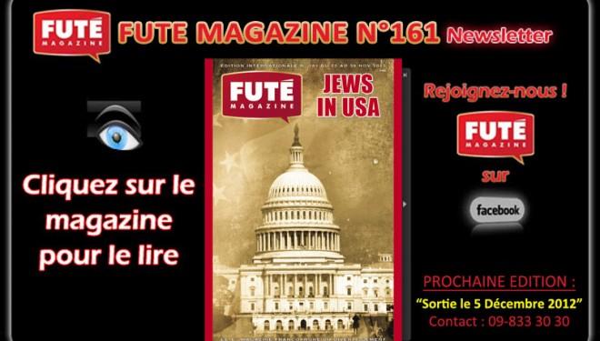 Futé Magazine : édition consacrée aux élections américaines et aux Juifs américains en particulier