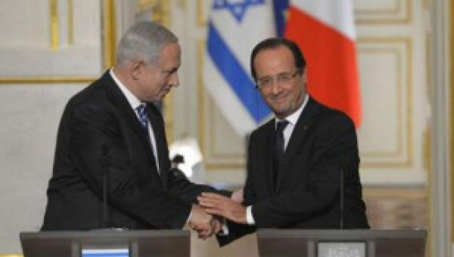 """Discours intégral et en français de Benjamin Netanyahu à Toulouse: """"Am Israel Haï"""", """"Le peuple d'Israël est vivant"""""""