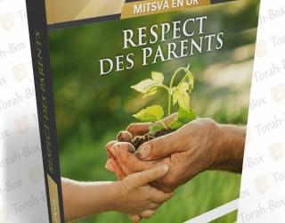 Torah-Box – Des milliers d'élèves reçoivent le livre sur le Respect des Parents !