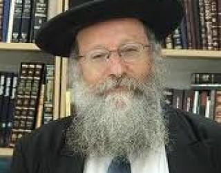 Comité chiour : cours du Rav Zini à Ashdod