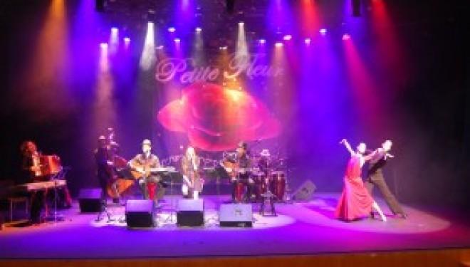 Petite Fleur en concert a Ashdod le 10 Mars prochain avec un nouveau répertoire, une nouvelle équipe et de nouveaux parfums…