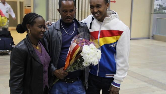 Après 10 ans de séparation, une famille réunifiée grâce au MDA en Israël