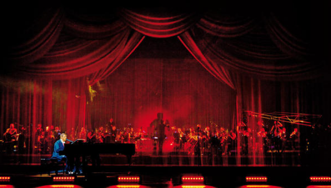 Julien Clerc en concert Symphonique en Israël  !