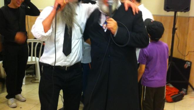 Pourim : A Ashdod aussi on sait faire la fête !!!!