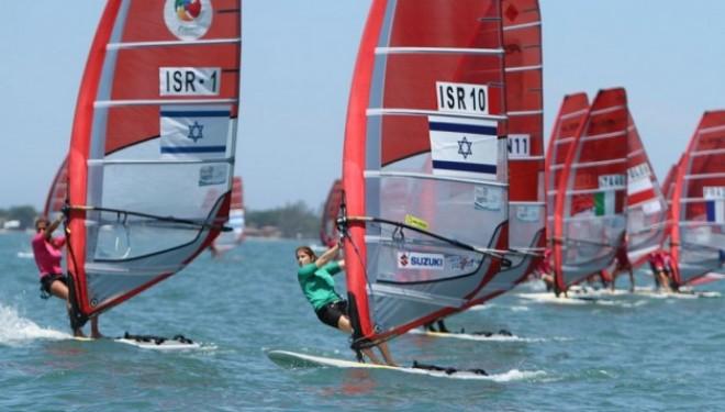 Carton plein de médailles pour les véliplanchistes israéliennes !