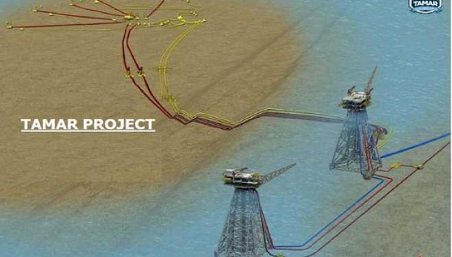Israël commencera dimanche à extraire ses premiers litres de gaz naturel