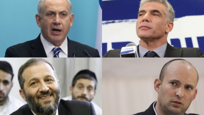 Netanyaou obtient 2 semaines de plus pour tenter de composer son gouvernement