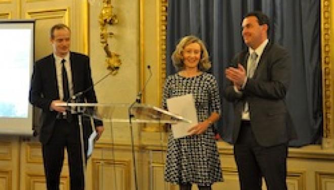 Trophees des français de l'Etranger – Les 6 lauréats ont reçu leurs prix au Quai d'Orsay