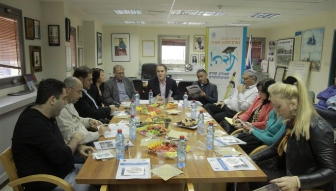 Education Nationale : respect et admiration pour Ashdod !