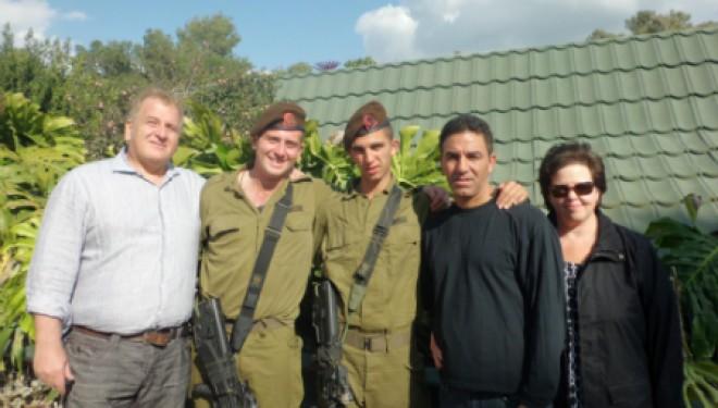 La première brigade d'infanterie de Tsahal, Golani, marque ses 65 ans