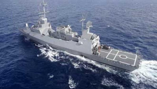 Exercice naval conjoint de la marine israélienne, grecque et américaine