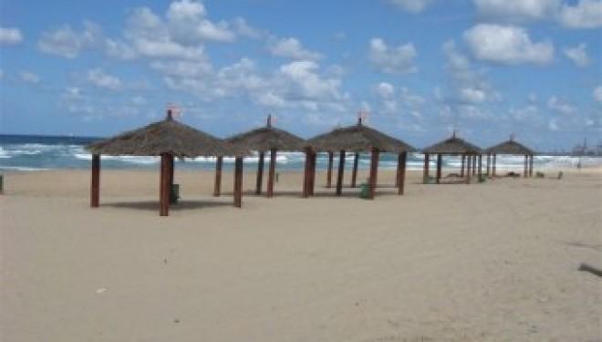 Ashdod : plages ouvertes avant l'ouverture de la baignade !