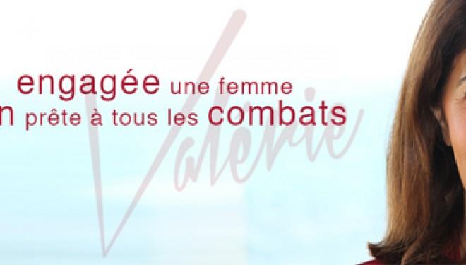 Valerie Hoffenberg : Je m'engage à renforcer les relations économiques entre la France et Israël