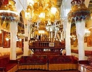 La chance d'être touriste à la synagogue !