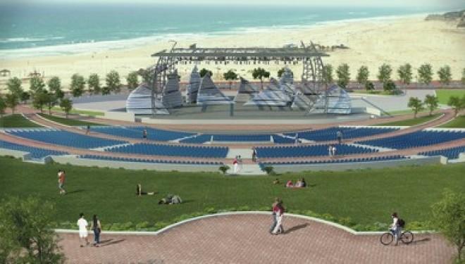 Espace Francophone : visite du parc Ashdod Yam !