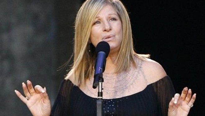 Barbra Streisand sera en Israël pour les 90 ans de Shimon Peres