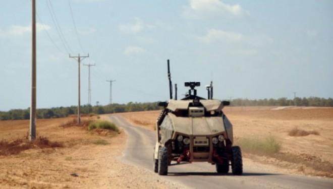 Les drones terrestres : un rêve pour certains, une réalité pour Tsahal