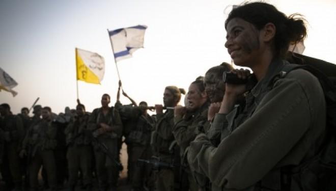 Au sein de Tsahal, hommes et femmes combattent côte à côte