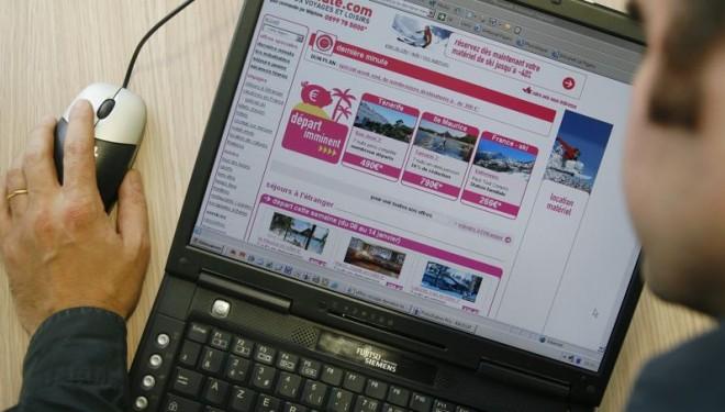 La Cnil enquête sur les prix  des voyages en ligne !