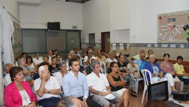 Beau succès pour la table ronde «Ashdod, enfin tournée vers le tourisme», Mazel Top !