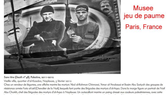 France : Lettre ouverte au directeur du musee du Jeu de Paume
