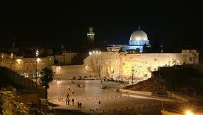 «D'ici et d'ailleurs» : Jérusalem dans la lumière !