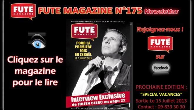 Futé Magazine en lecture sur Ashdodcafe.com !
