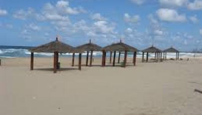 d'Ici et d'Ailleurs» : notre Envoyé spécial depuis la plage de Youd Alef hier soir vers 19 H…