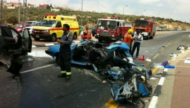 M.D.A. : Accident de la route faisant 6 victimes