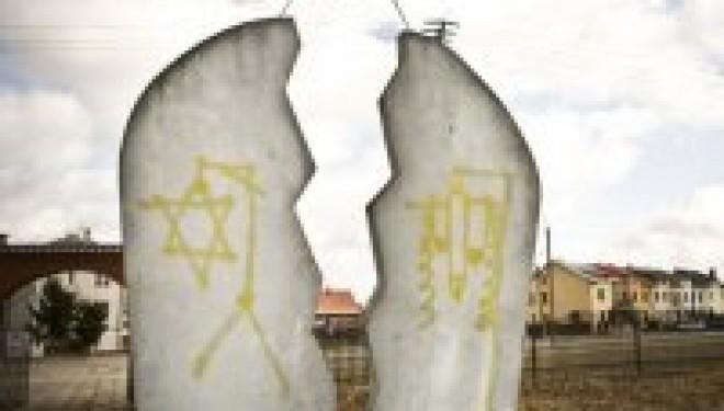Les Juifs doivent quitter l'Europe, maintenant !
