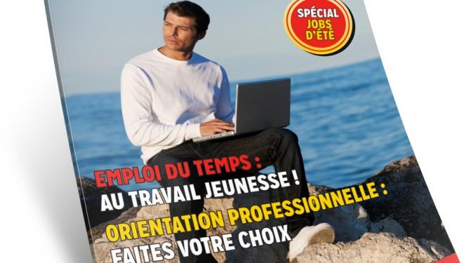 Le seul journal francophone de l'emploi en Israel à découvrir sur Ashdodcafe !