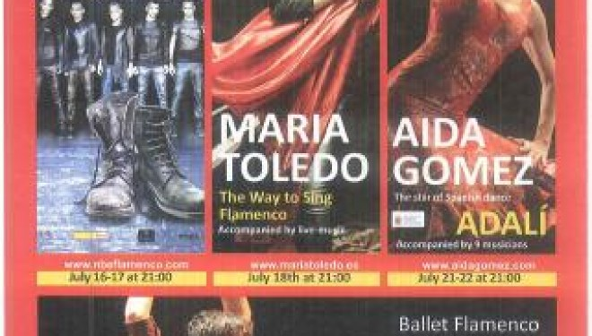 le festival «Madrid Danza» débarque à Tel-Aviv !