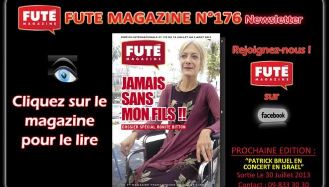 Futé Magazine : l'histoire cauchemadesque de Ronite Bitton