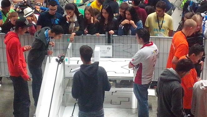 Ashdod : Succès impressionnant au concours international de robotique !