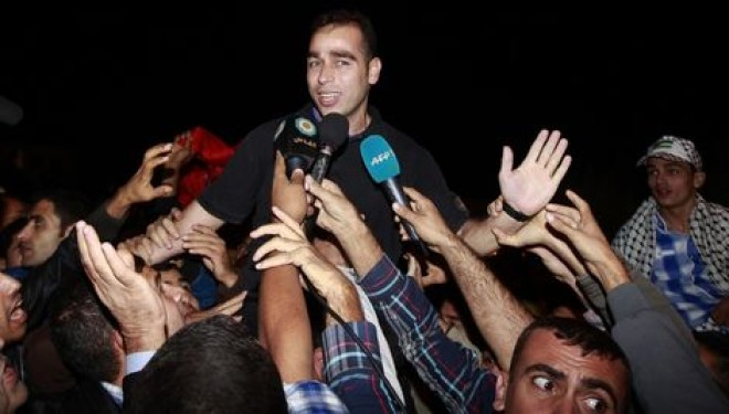 Israël libère 26 prisonniers palestiniens aujourd'hui