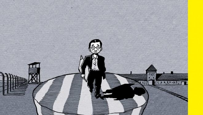 Culture : Lancement du roman graphique de  Michel Kichka